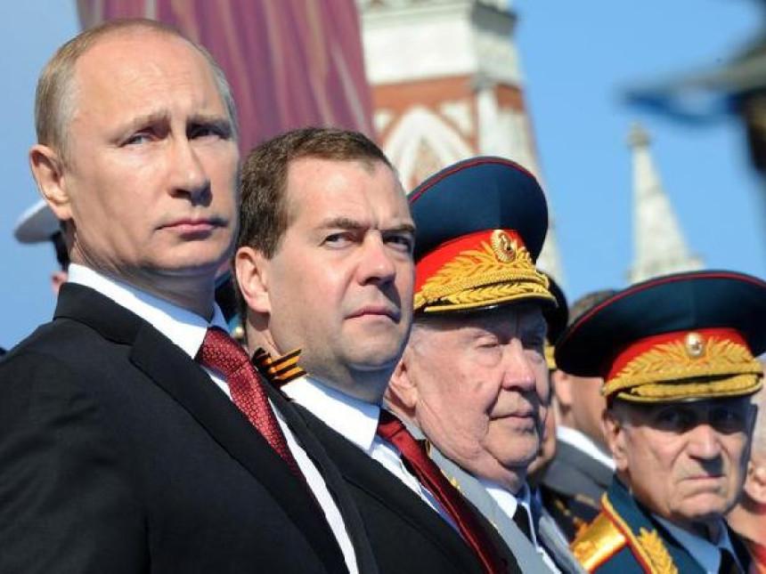 Putin stigao na Krim