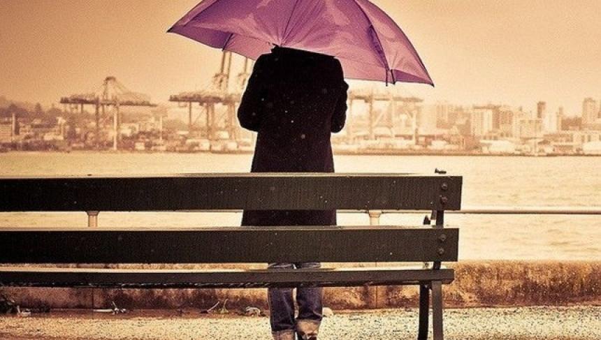 Poslije podne kiša