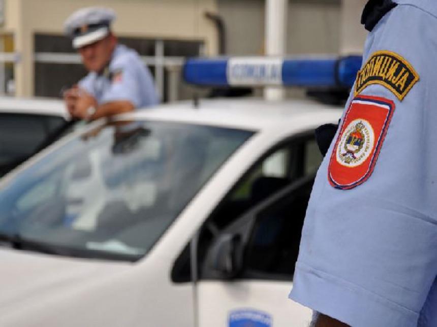 Pijani mladići napali banjalučke policajce