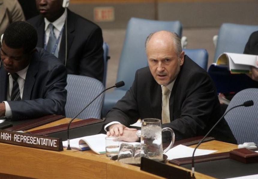 Incko danas o BiH u Savjetu bezbjednosti UN-a
