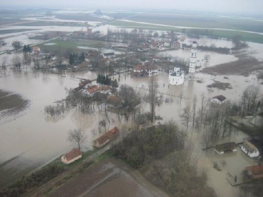 Ekonomske posljedice poplava - 3,98 milijardi KM
