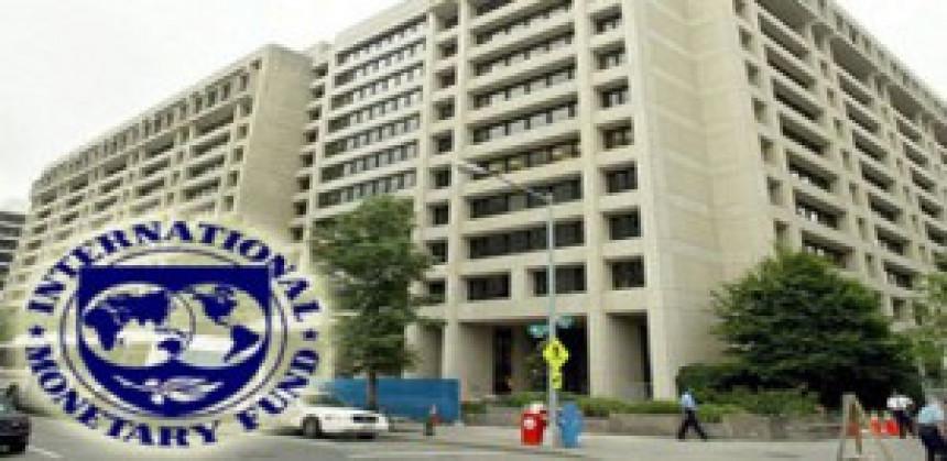MMF: Ove godine negativan privredni rast