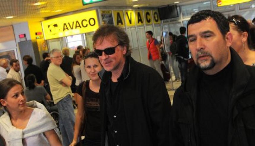Laušević stigao u Beograd