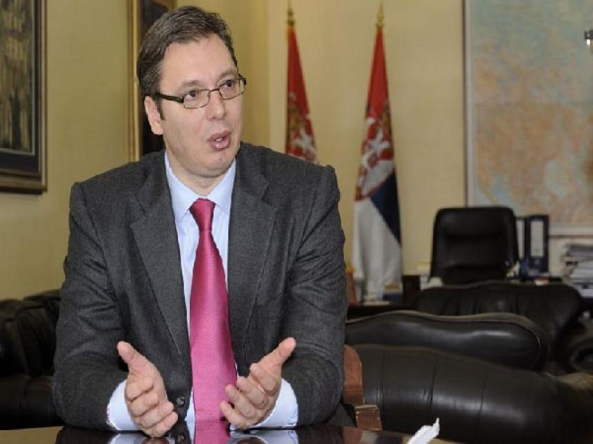 Vučić okupio ljude od najvećeg povjerenja