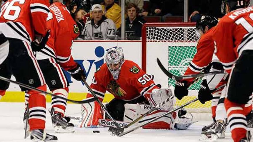 NHL plej of