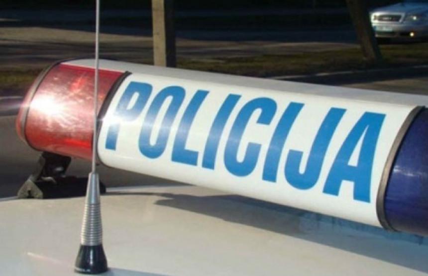 Policijska akcija u Brčkom