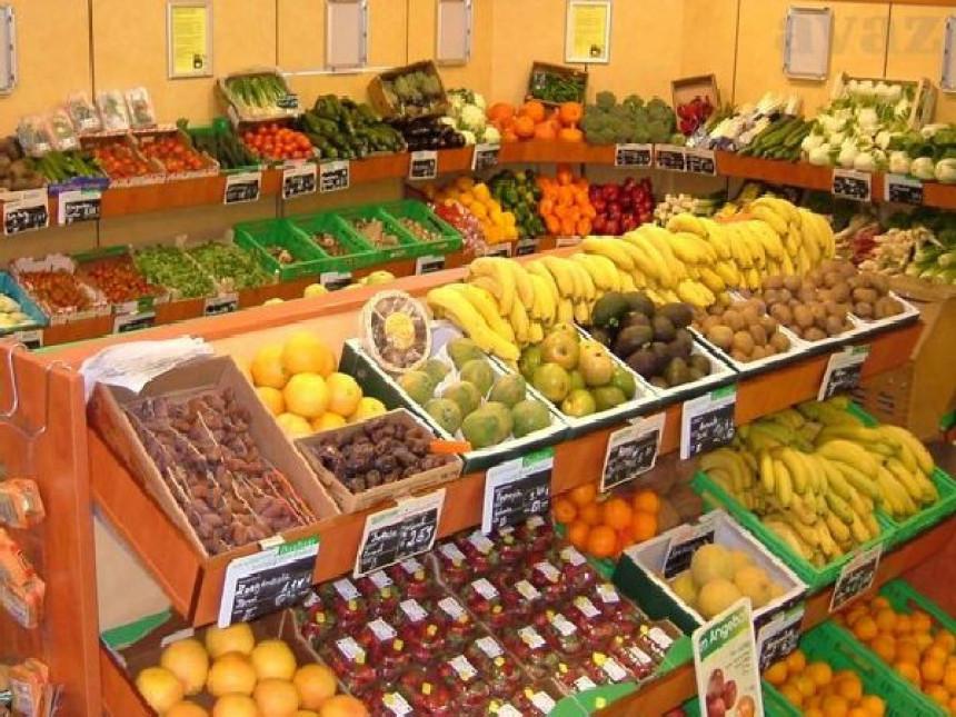 Obavljena analiza voća i povrća