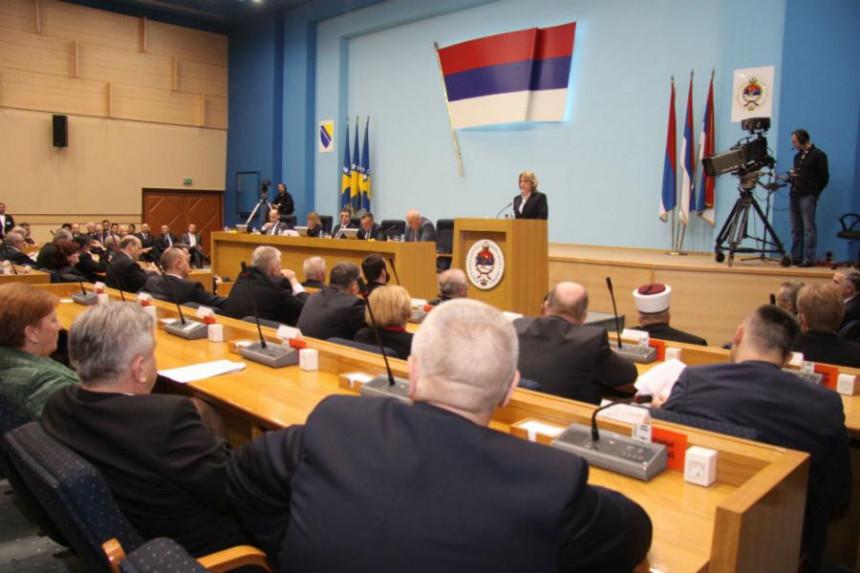 Zasjedanje Narodne skupštine Srpske