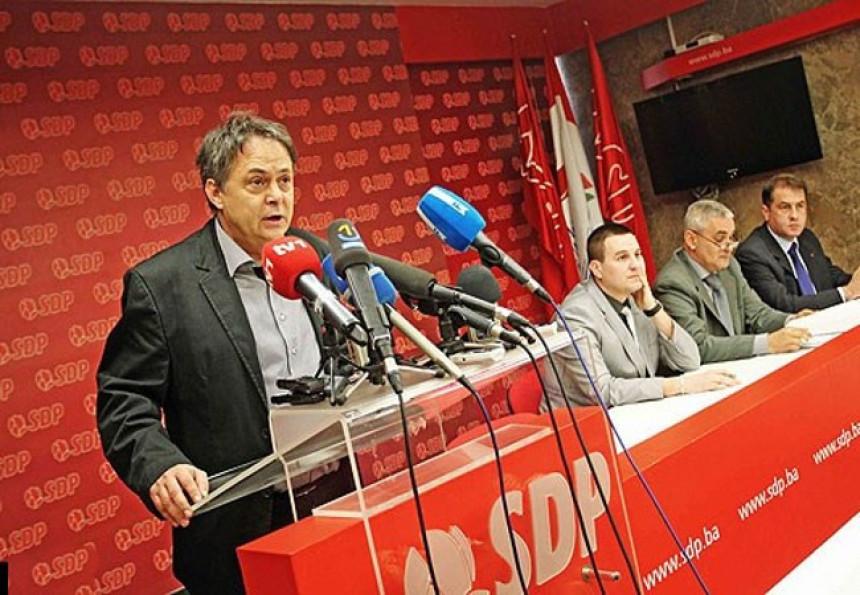 Pretučen predsjednik mostarskog SDP-a