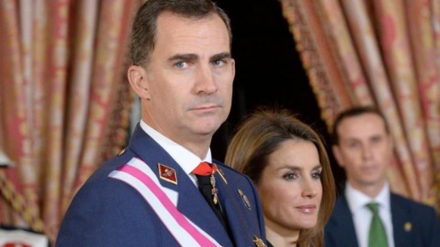 Novi kralj Španije Felipe VI