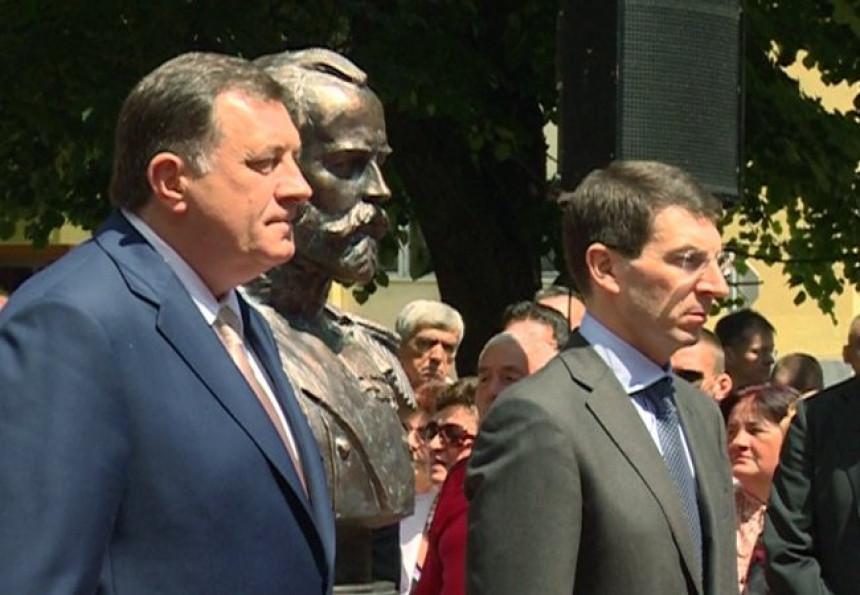 Otkriven spomenik Caru Nikolaju