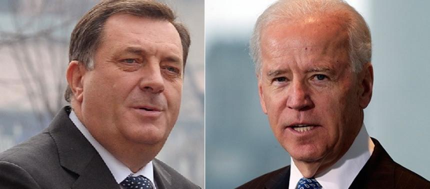 Dodik traži sastanak sa Bajdenom