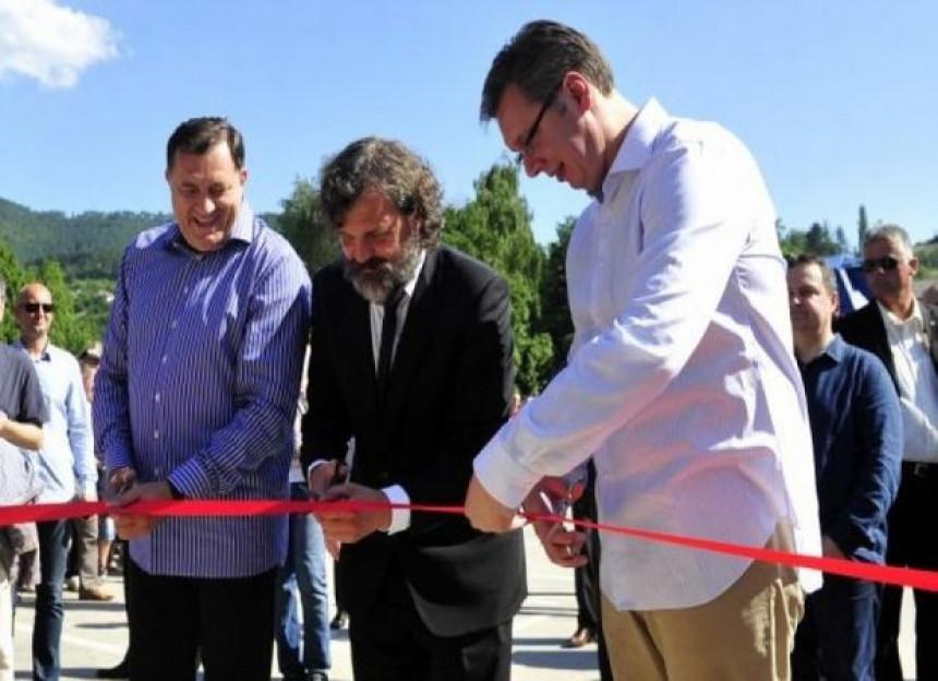 Poreski obveznici platili 200.000 KM otvaranje Andrićgrada!