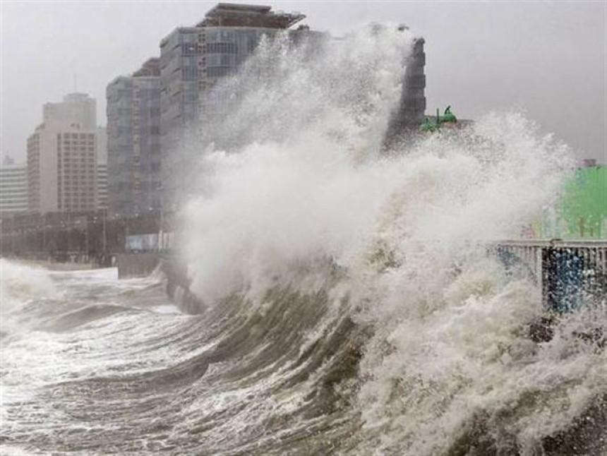 Japan: Upozorenje zbog tajfuna