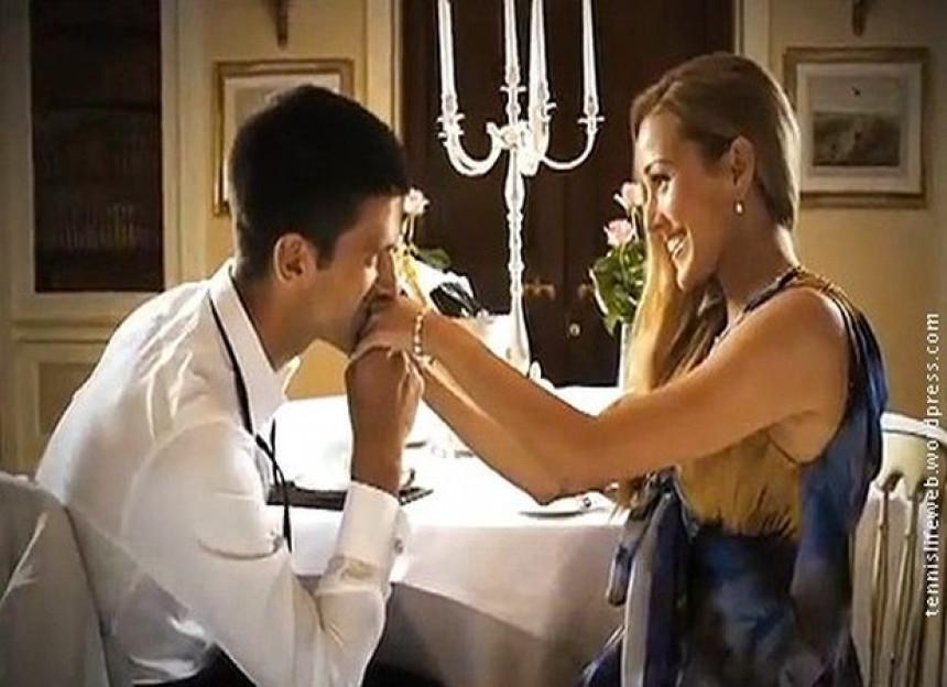 """""""Ima li Novak tremu pred vjenčanje?"""""""