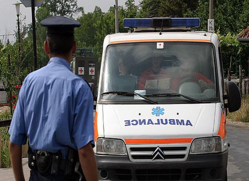 Dvojica poginulih u saobraćajnoj nesreći