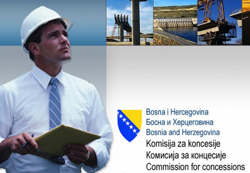 Čemu služi Komisija za koncesije BiH?