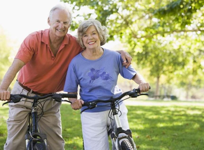 Godine nisu teške kad je čovjek zdrav