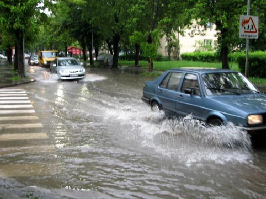 Raste vodostaj rijeke Bosne u Modriči