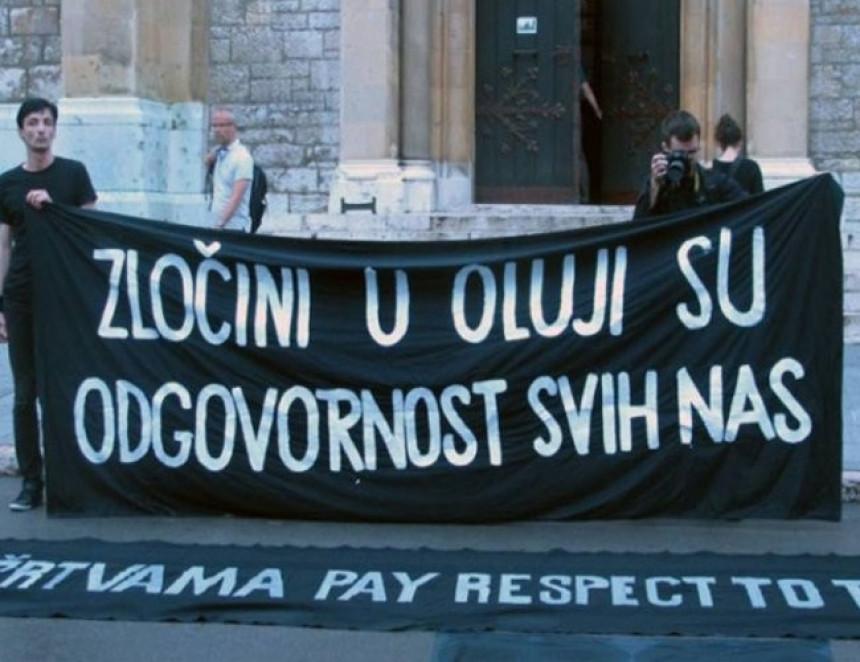 """I u  Sarajevu obiljezena u """"Oluja"""""""