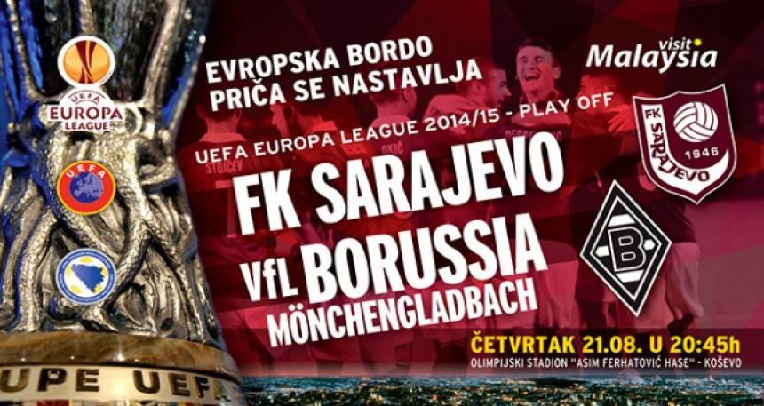 Sarajevo odlično, ipak na kraju 2:3