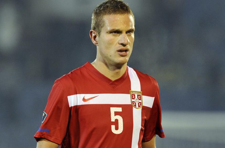 Ser Aleks kriv što Vidić ne igra za Srbiju?!