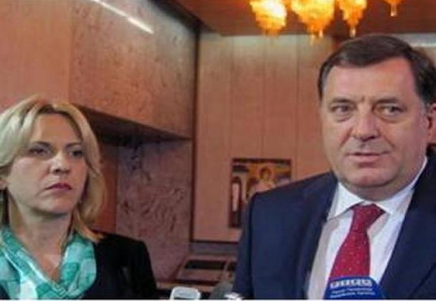 Dodik otputovao u posjetu Rusiji