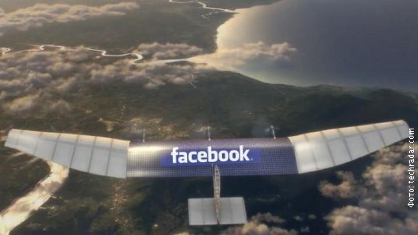 """Fejsbukovi"""" dronovi veliki kao """"boing-747"""""""