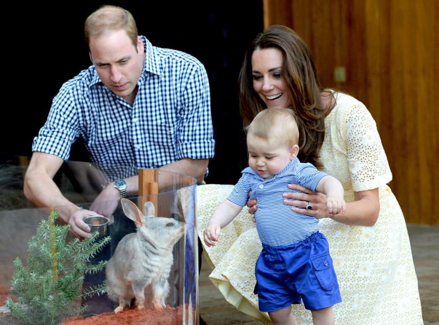 Kejt i Vilijam odlučili: Naša ćerka zvaće se Dajana!