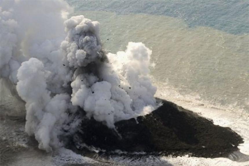 Nova erupcija na planini Ontake
