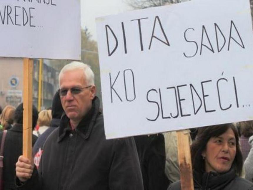 """Radnici """"Dite"""" čekaju rješenje"""