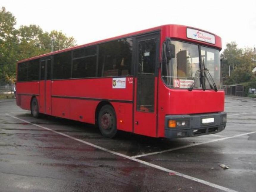 Izgorio autobus u Banjaluci