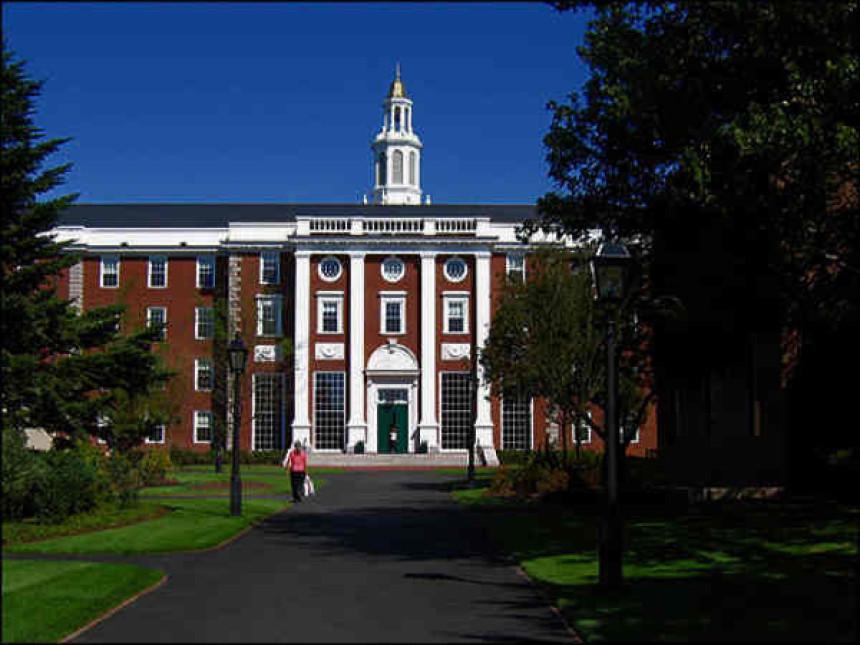 Prijetnje studentima Harvarda