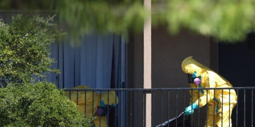 Desetoro u izolaciji zbog ebole