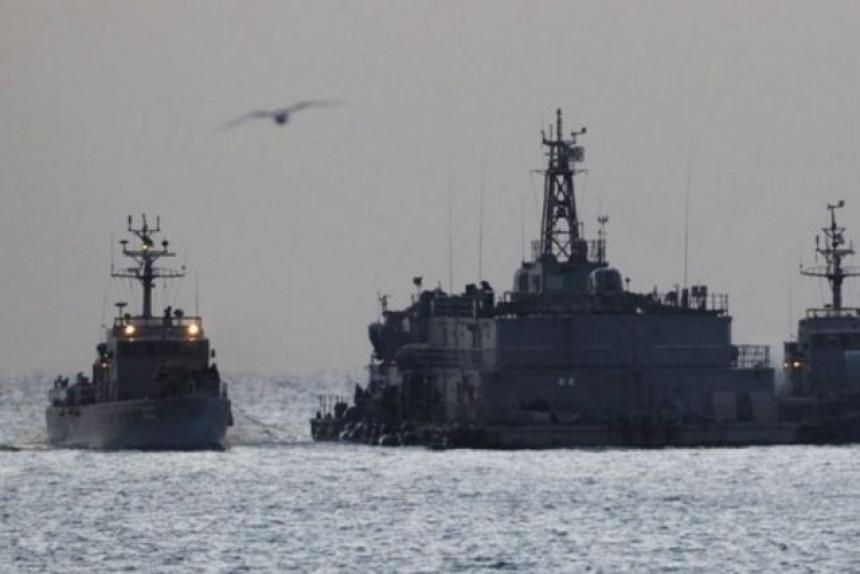 Brodovi dvije Koreje razmijenili vatru