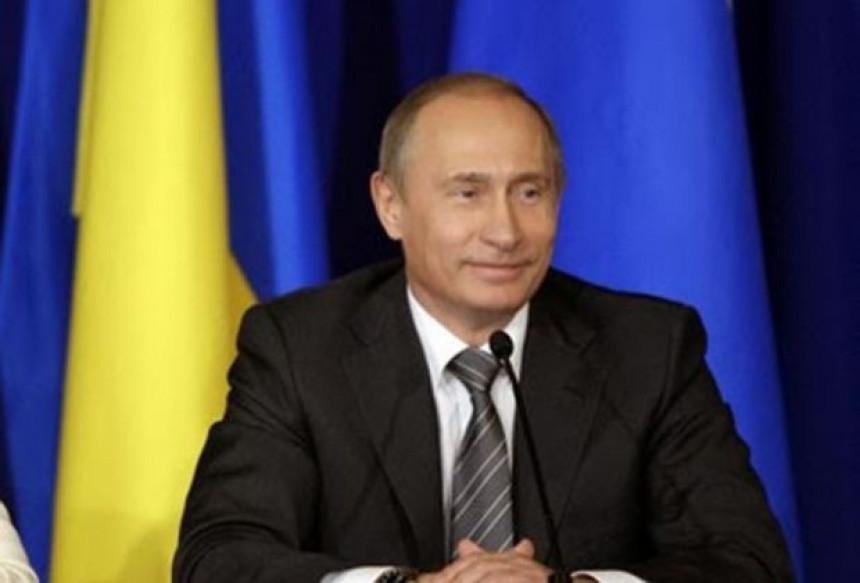 Путин слави рођендан, весело и у Чеченији