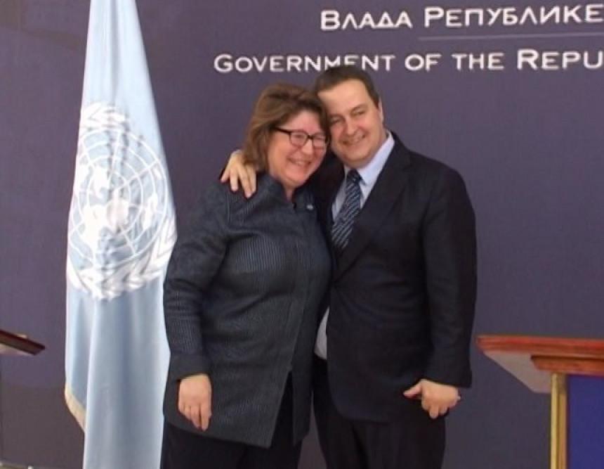 Pomoć UN-a reformama u Srbiji