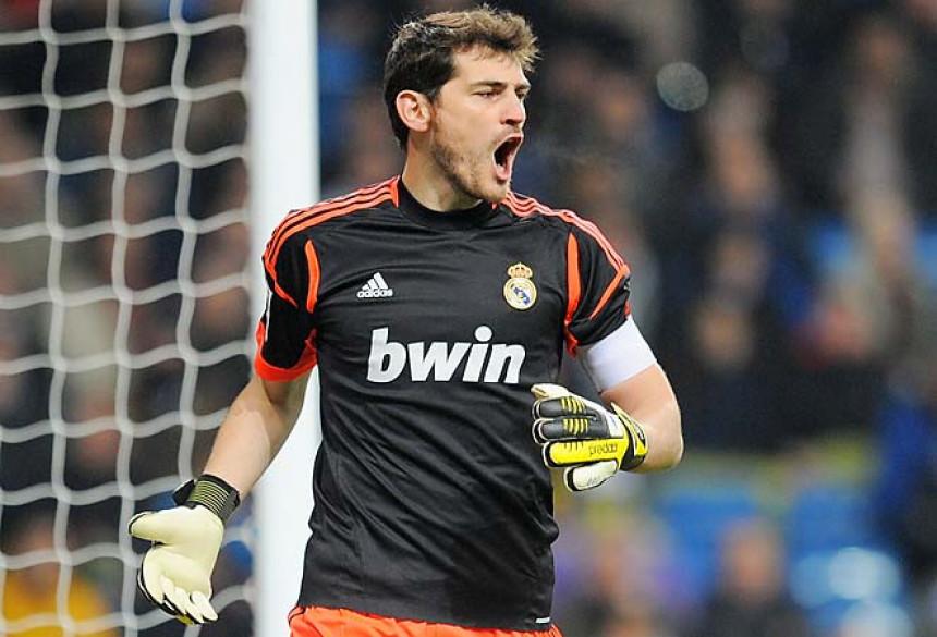 Касиљас: У Реалу ћу бранити до 40.!