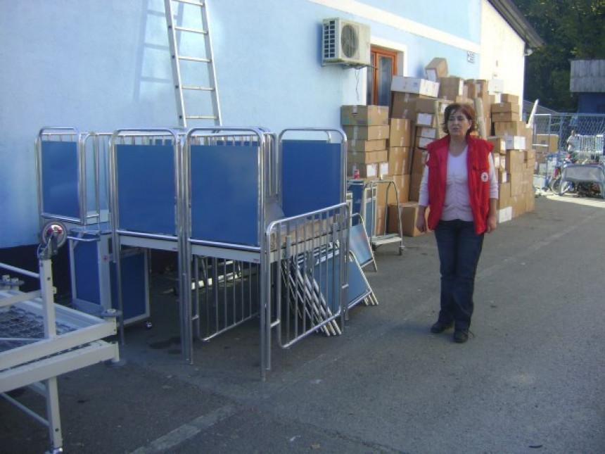 Srbac: Stigla pomoć iz San Marina
