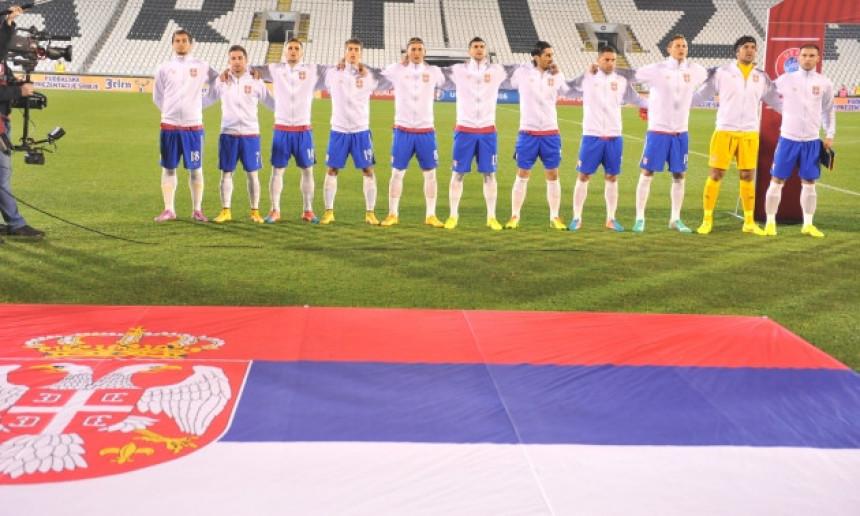 ''Orlovi'' postaju ''Vrapci'' kad igraju za Srbiju!