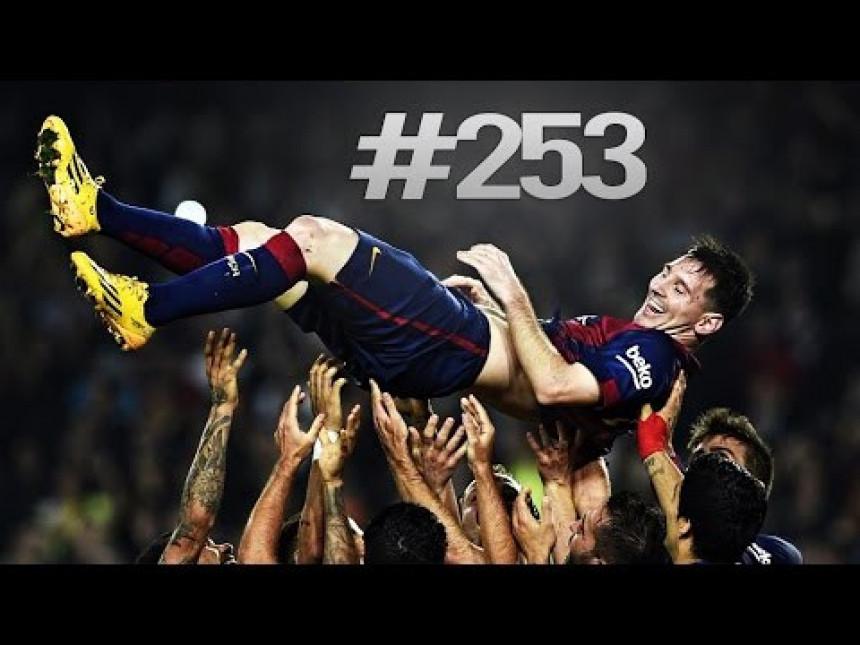 Video: Leo Mesi legenda - svih 253 gola!