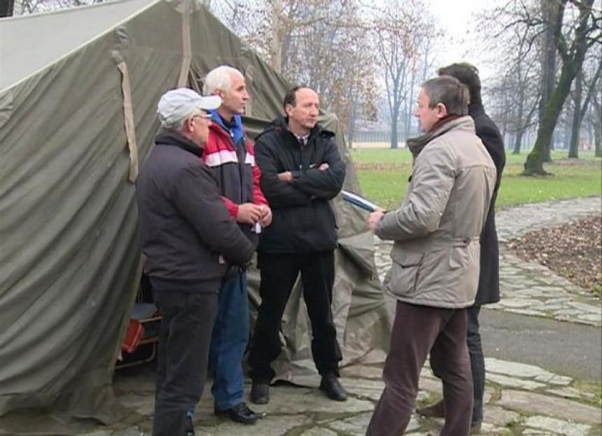 Radnike iz Bratunca podržali opozicionari