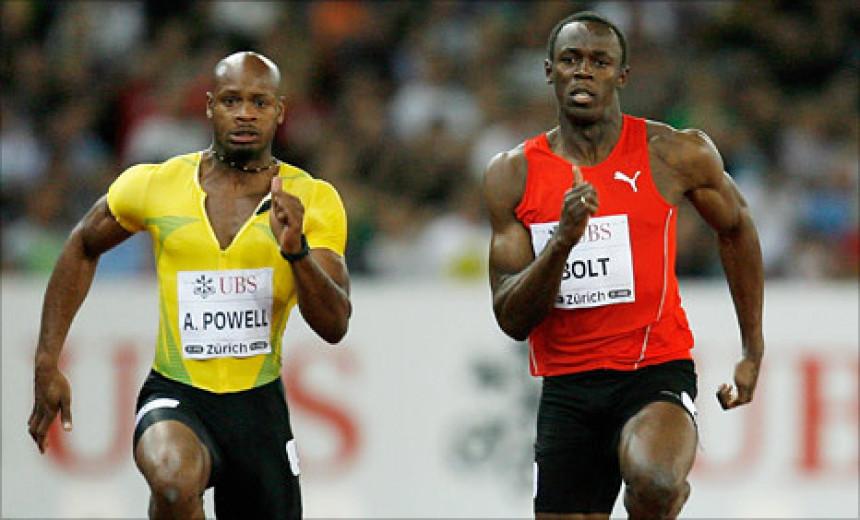 Pauel prijeti Boltu!