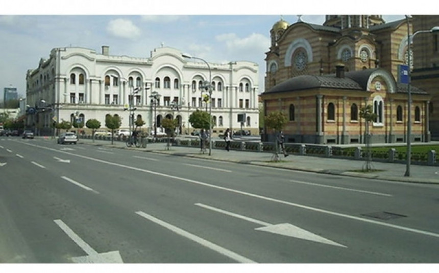 Višečasovna obustava saobraćaja u Banjaluci