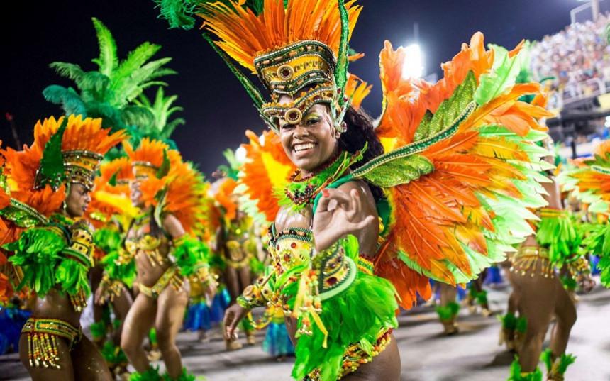 Karneval u Riju na petak 13.