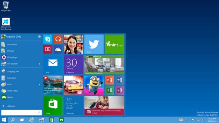 Windows 10 neće biti besplatan za sve
