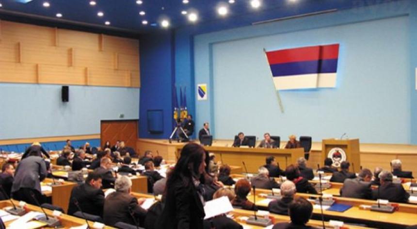 Posebna sjednica o izjavi Predsjedništva u srijedu