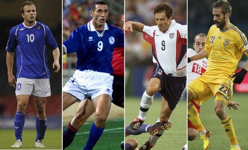 Znate li u kojih 13 reprezentacija su igrali srpski fudbaleri?!