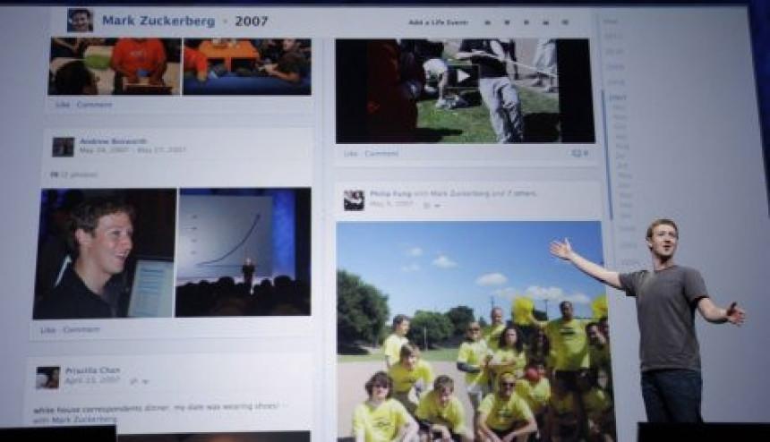 Fejsbuk budućnosti: Hodaćete kroz profile