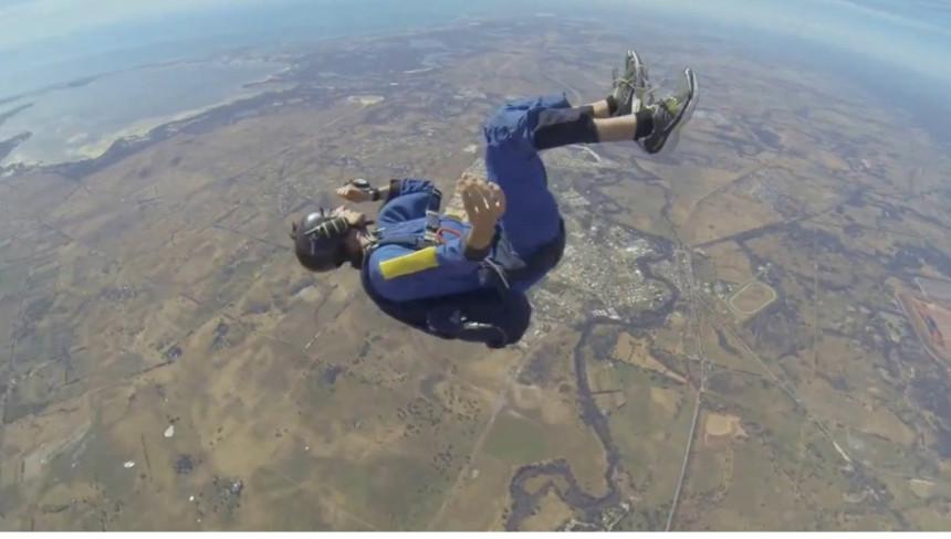 Padobranac preživjeo pad sa 3.000 metara